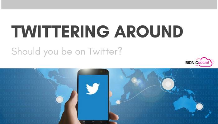 twittering-around
