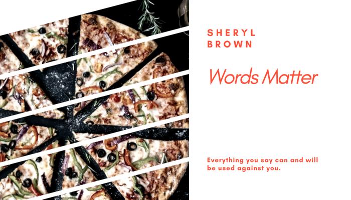 2018 - Words Matter