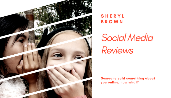 2018 - Social Media Reviews