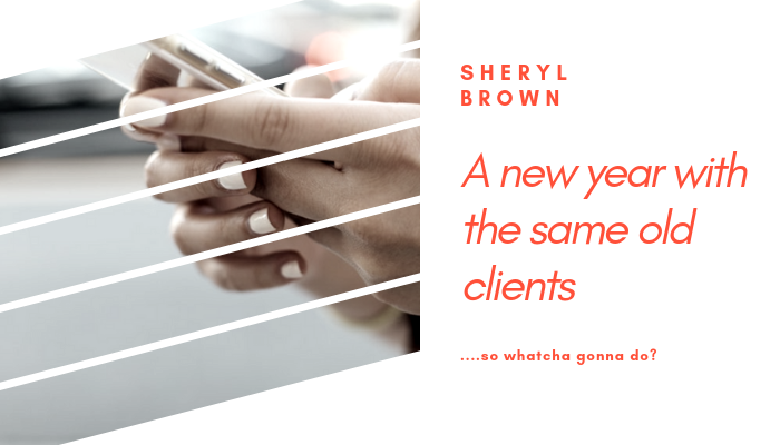 2019 - A New Year With The Same Old Clients