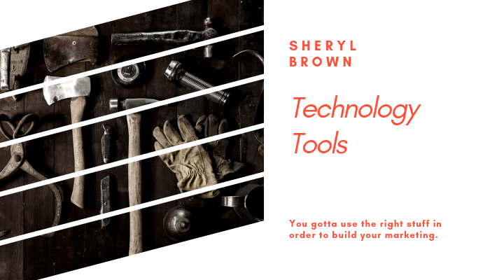 2019 - technology tools