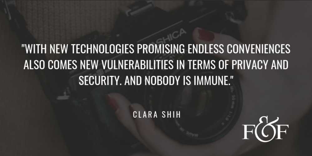 2019 - Clara Shih Data Privacy